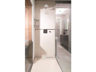Stainless steel shower channel PROSHOWER SYSTEM
