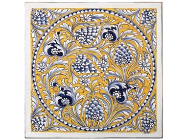 Indoor ceramic wall tiles PSD040 Decorated Tile