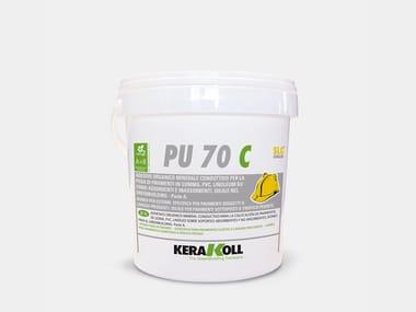 Adesivo organico minerale PU 70 C
