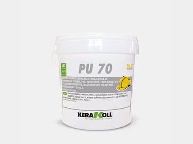 Adesivo organico minerale PU 70