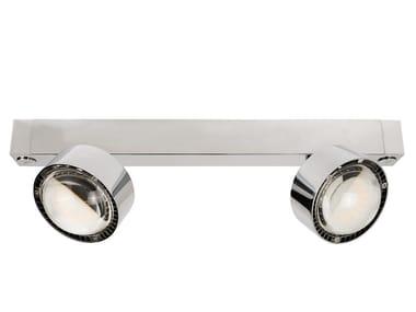 Lampada da soffitto a LED orientabile in metallo PUK CHOICE MOVE