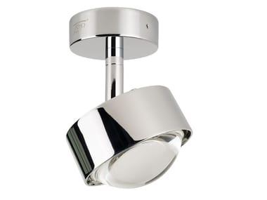 Lampada da soffitto orientabile PUK TURN | Lampada da soffitto