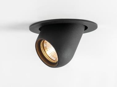 Foco de techo LED semiencastrado ajustable PUPIL