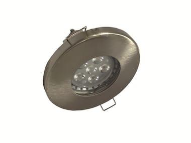 LED recessed round spotlight PUPILLA 5