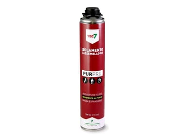 Schiuma poliuretanica tagliafuoco B1 PUR PRO