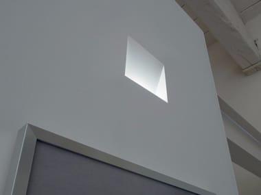 Segnapasso a LED a parete PURA