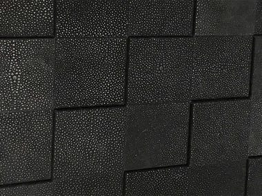 Indoor leather 3D Wall Cladding PURE 3D