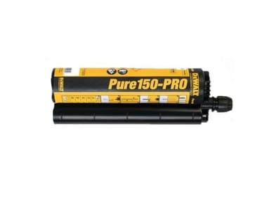 Ancorante in resina epossidica PURE150 PRO RESINA EPOSSIDICA DFC1110050