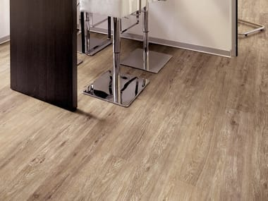 PVC flooring with wood effect PW 3101