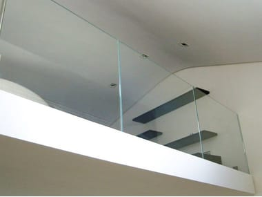 Glass Window railing Window railing