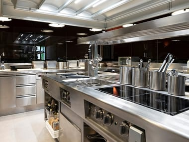 Professional stainless steel cooker COOKING SUITE