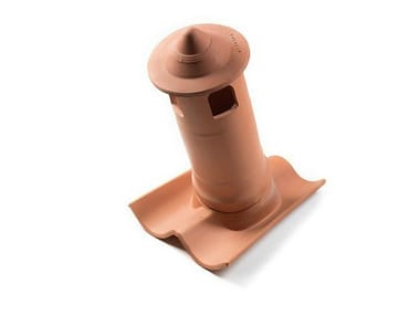 Special pieces Special bent roof tile