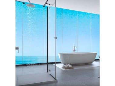 Float glass with pyrolytic coating Pilkington OptiShower™