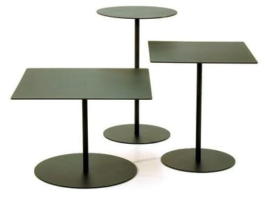 Steel high table PINOCCHIO   Steel table
