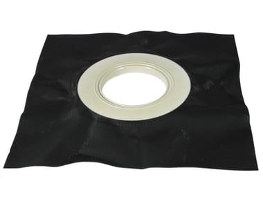 Seal and joint for insulation product Pluvia vapor barrier connection