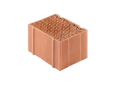 Blocco in laterizio rettificato Porotherm BIO PLAN 30-25/24,9 T 0,09