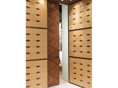 Hinged wooden door GALILEO | Door