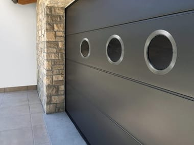 Sectional door accessory Porthole for Sectional doors & Industrial doors   Industry and Logistics   Archiproducts