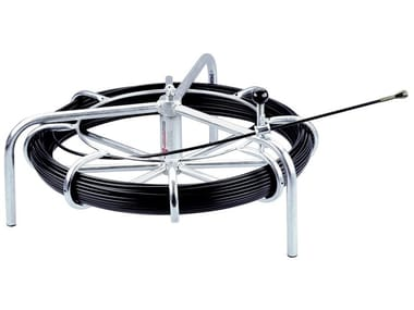 Dispositivo e sistema di cablaggio Sonda infilacavi pesante su avvolgitore