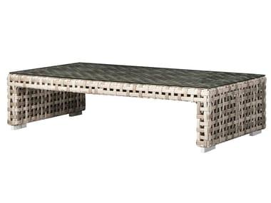 Tavolino da giardino rettangolare PSARA   Tavolino rettangolare