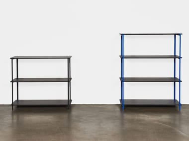 Open double-sided divider shelving unit Q1 | Shelving unit