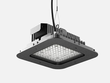 Lampada a sospensione a LED in alluminio pressofuso QH | Lampada a sospensione