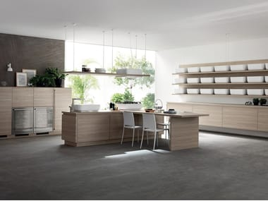 Fitted kitchen QI