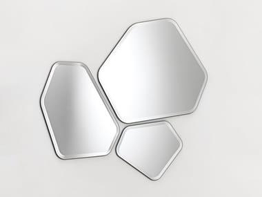 Wall-mounted mirror QUARTZ