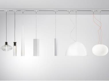 Illuminazione a binario in alluminio QUEENS