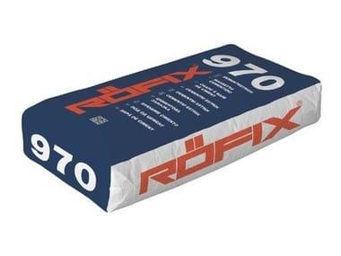Massetto preconfezionato RÖFIX 970