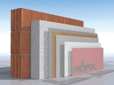 Other materials Thermal insulation panel RÖFIX MINOPOR® 045