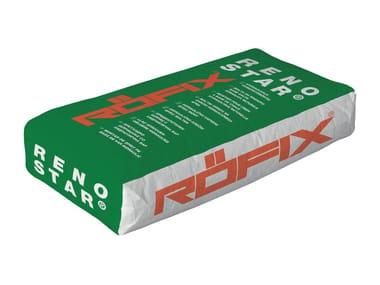 Rasante minerale fibrorinforzato universale RÖFIX Renostar®