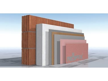 Isolamento termico in EPS RÖFIX W50