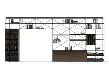 Kitchen modular system R.I.G. MODULES KITCHEN