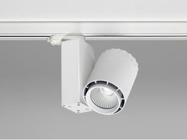 Illuminazione a binario a LED in alluminio R40