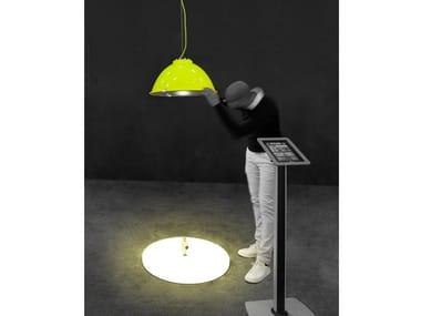 Lampada a sospensione a LED R2D2 connected