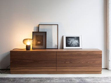 Wooden sideboard with drawers R5 | Sideboard