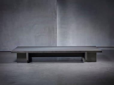 Rectangular coffee table for living room RAAF | Coffee table