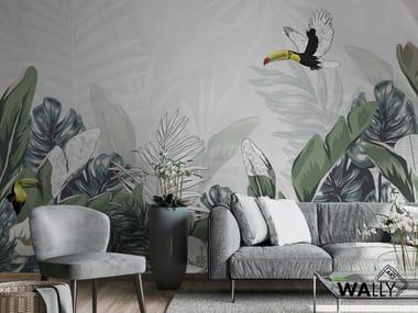 Washable nonwoven wallpaper RACHEL