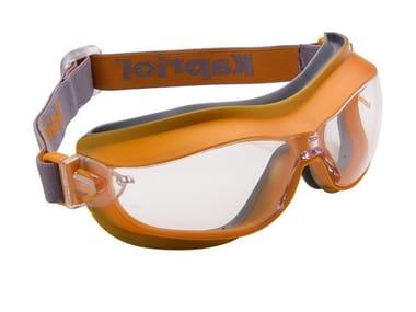Personal protective equipment RACING ARANCIO