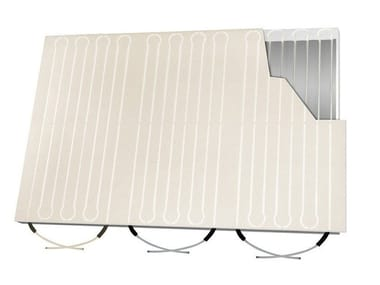 Plate Radiant wall panel / Radiant ceiling panel RADIAL TOP W
