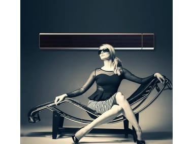 Heat diffuser for exterior / Heat diffuser for interiors RADIANT