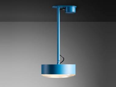 Lampada da soffitto a LED orientabile in alluminio verniciato a polvere RADIEUX 50CM