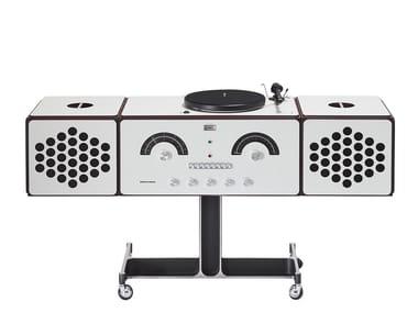 Wooden Radio RADIOFONOGRAFO RR226-O fo-st