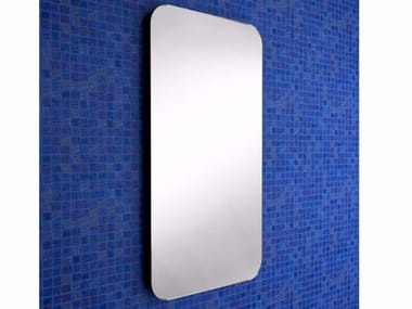 Wall-mounted bathroom mirror RADIUS