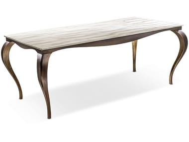 Tavolo allungabile rettangolare in legno RAFFAELLO   Tavolo rettangolare