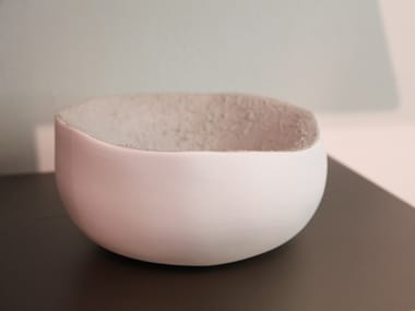 Ceramic serving bowl RAINBOW