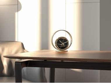 Table-top clock RAINBOW