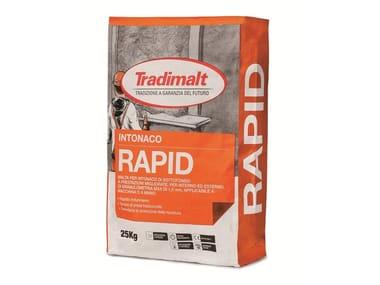 Cement plaster RAPID