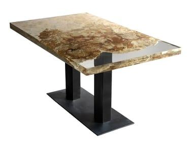 Rectangular dining table RAPOLANO | Table